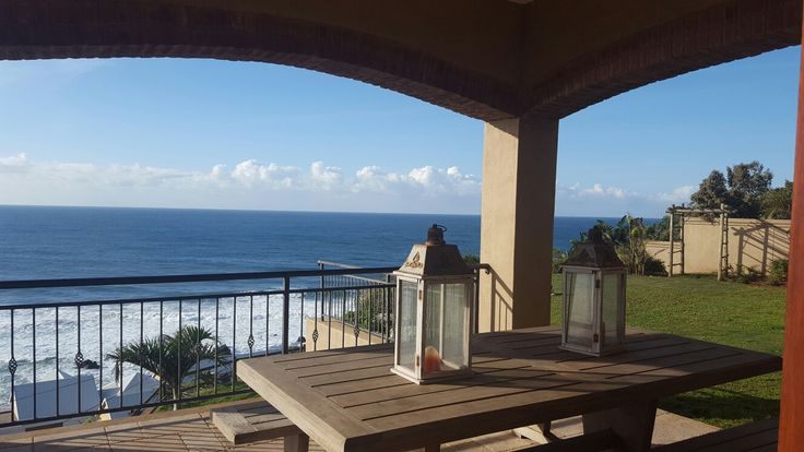 Oceanview accommodation and spa