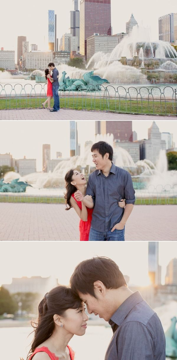 10 Unique Engagement Photo Locations in Chicago