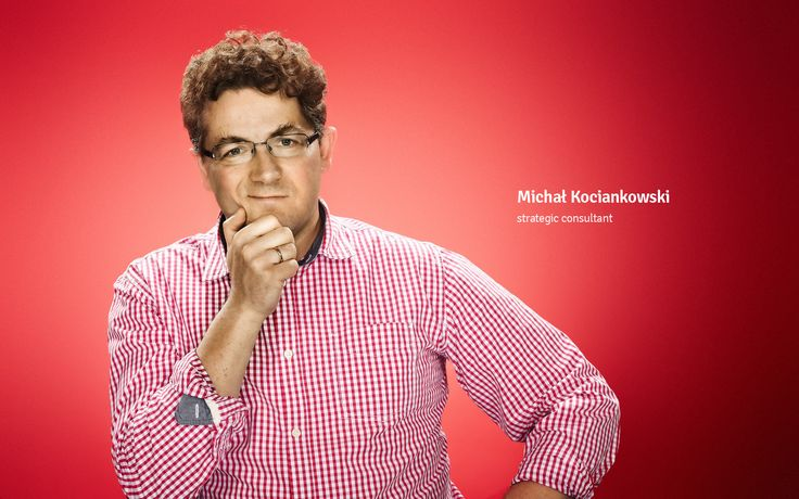 Michał Kociankowski strategic consultant