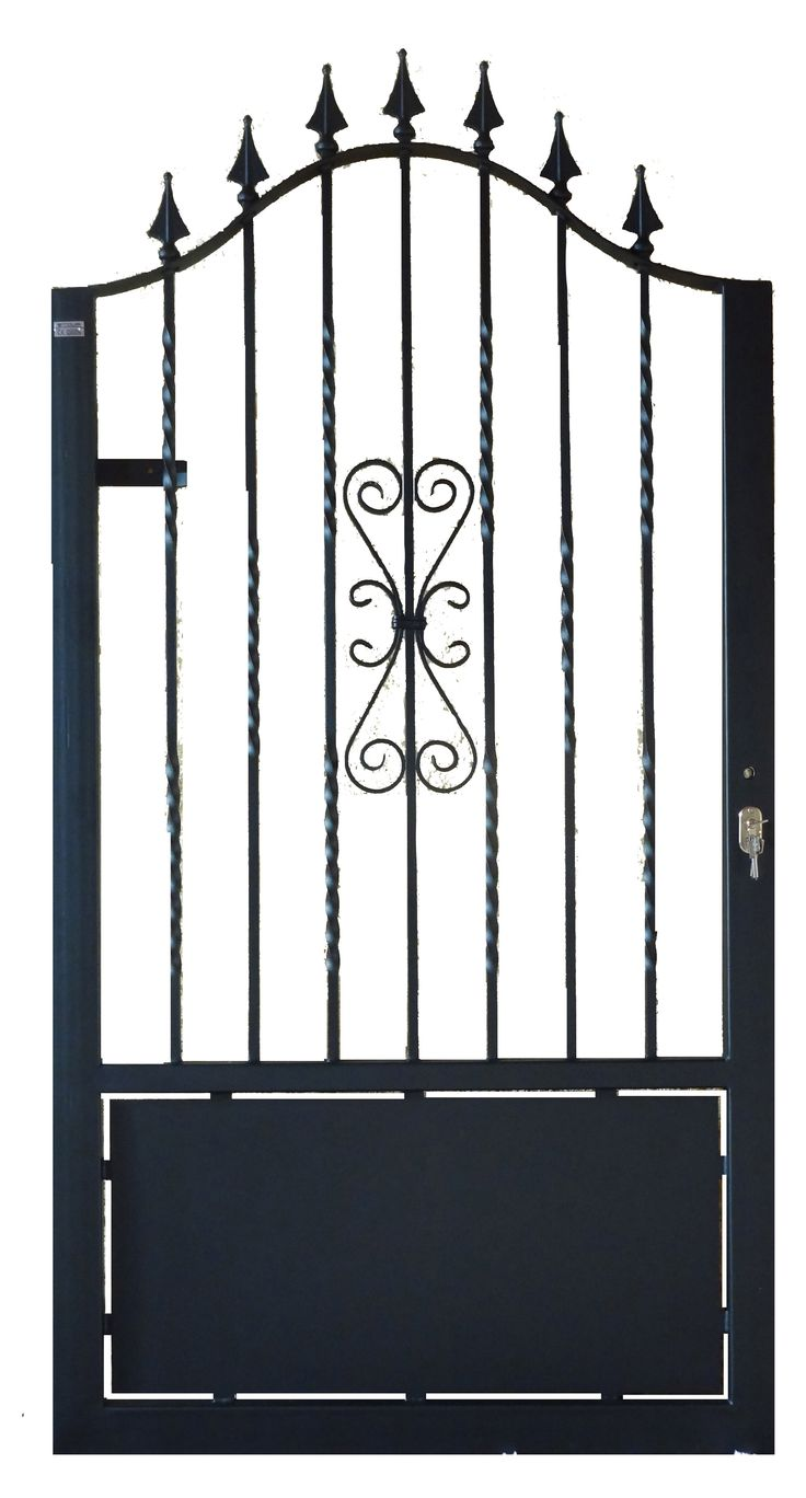 1850 best metal works images on pinterest for Puertas de hierro para jardin