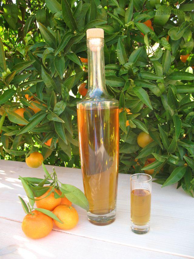 Mandarinkový likér