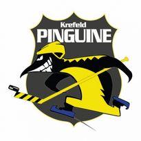 Krefeld Pinguine Logo. Get this logo in Vector format from https://logovectors.net/krefeld-pinguine/