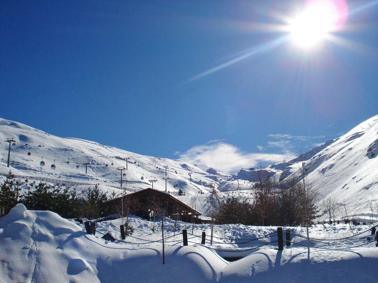 "49. ""Andalucía en Fitur"": Sierra Nevada (Granada), by @InmukiLa"