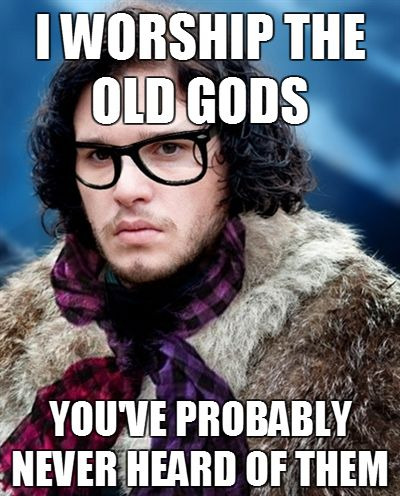 hipster jon snow  game of thrones   song of ice and fire | Tumblr