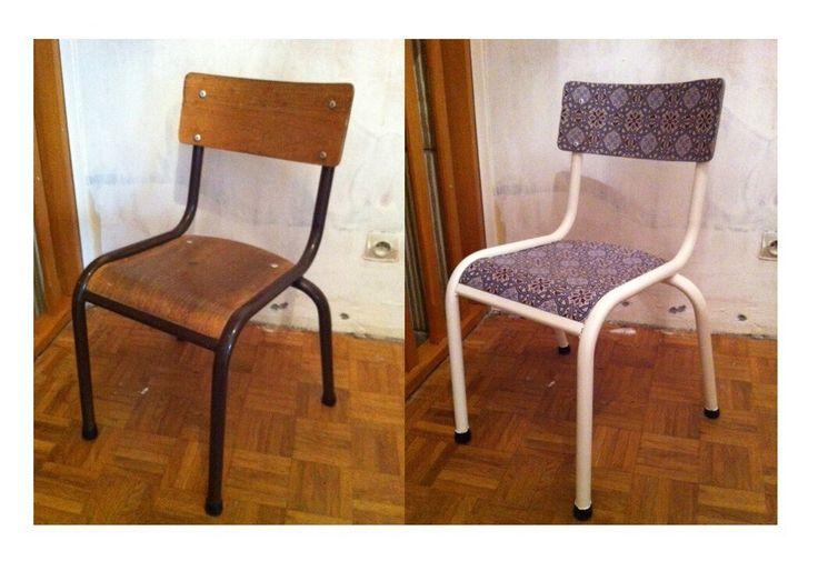 best 25 chaise ecolier ideas on pinterest chaises de salle manger fran aises chaise de. Black Bedroom Furniture Sets. Home Design Ideas