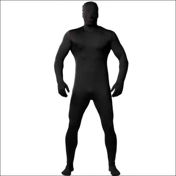 Disfraz Hombre Sombra