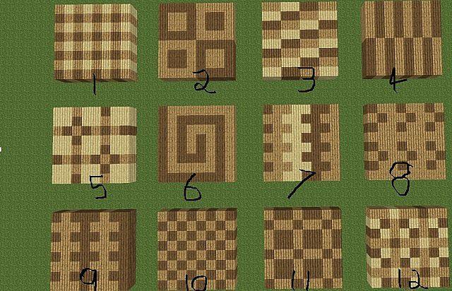 Flooring ideas Minecraft Project