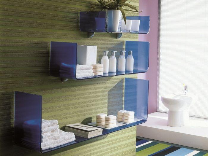 Die 25+ Besten Ideen Zu Wandtattoo Badezimmer Auf Pinterest ... Badezimmer Wanddekoration