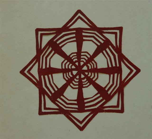 gwiazda z 1913 r. autorstwa Ludwiki Zagórskiej ze wsi Kiczki - Szukaj w Google