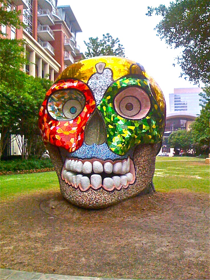 Charlotte, NC by Niki De Saint Phalle