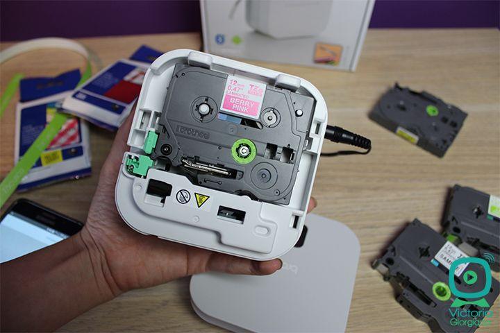 Brother P-Touch Cube – Aparat de etichetare