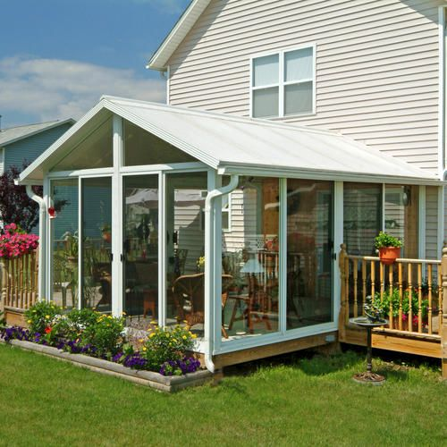 Easyroom 14 39 X 16 39 Gable Roof Low E Double Pane Glass