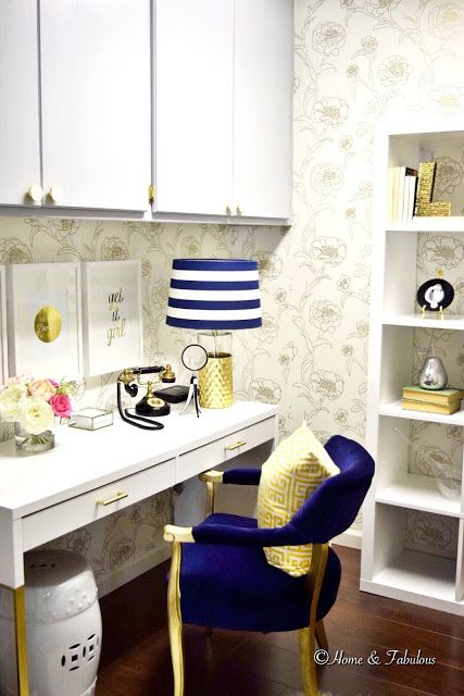 Marvelous 17 Best Ideas About Blue Office Decor On Pinterest Blue Office Largest Home Design Picture Inspirations Pitcheantrous