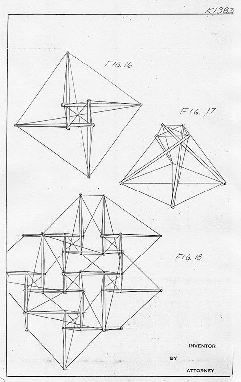 p. 9 from Snelson's 1962 patent drawings
