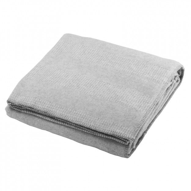 and the winner is...the light grey alpaca blanket from Creswick Woolen Mills.