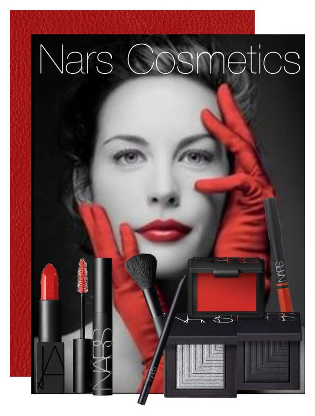 """Nars Cosmetics"" by diva1023 ❤ liked on Polyvore featuring beauty and NARS Cosmetics"