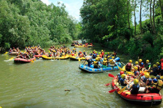 İstanbul ve Ankaraya en yakın mesafede Rafting ve Rekrasyon merkezi