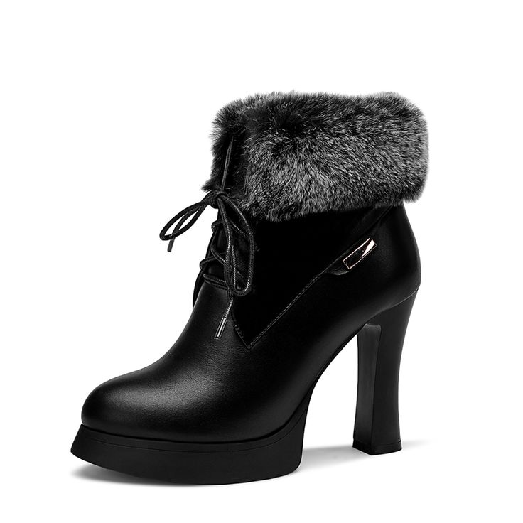 17 Best ideas about Ladies Ankle Boots on Pinterest | Black suede ...