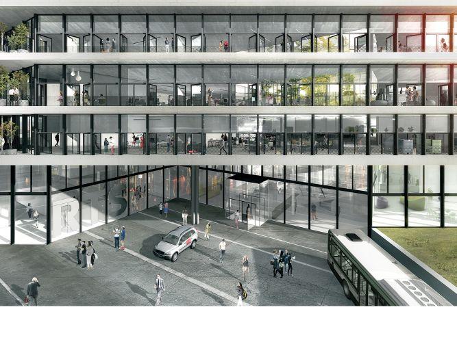 EM2N - Projects - Campus RTS, Ecublens, Switzerland