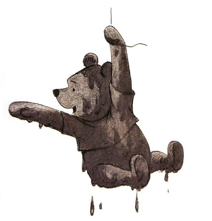 The Little Black Rain Cloud: 17 Best Images About Winnie The Pooh On Pinterest