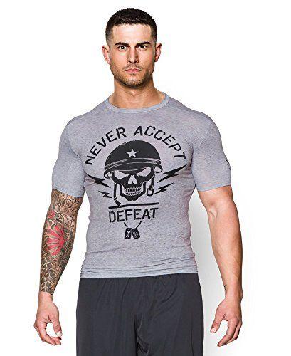 Men's UA Freedom Army Compression Shirt
