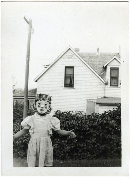 Old Halloween Photos