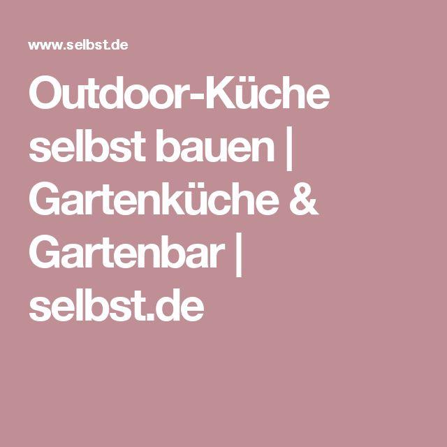 Πάνω από 25 κορυφαίες ιδέες για Selbst Bauen Küche στο Pinterest - outdoor küche selber bauen