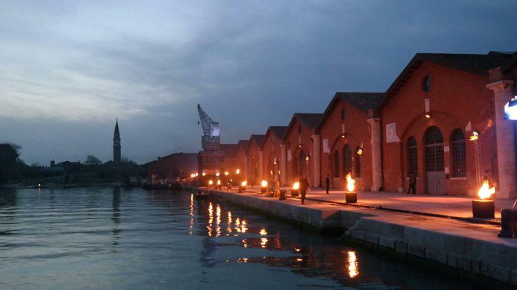 #dieselvenice at Arsenale di Venezia