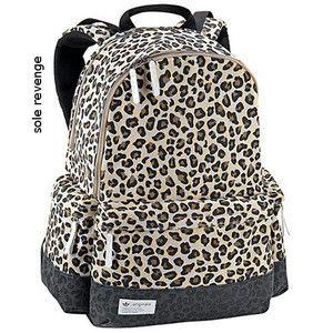 Adidas Originals cheetah backpack