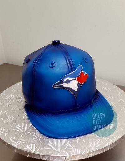 Toronto Blue Jays Baseball Hat Groom's Cake