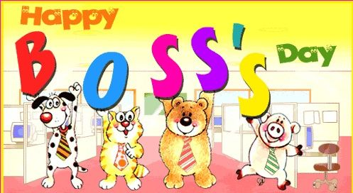 Happy Boss Day Wishes
