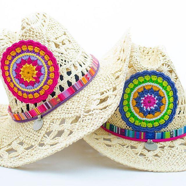 ❋ Sombrero Manipur ❋ A la venta en www.bohoestilo.es #boho #bohochic #banjara…