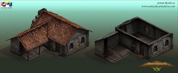 Work for browser RPG Rendered in Brasil render,
