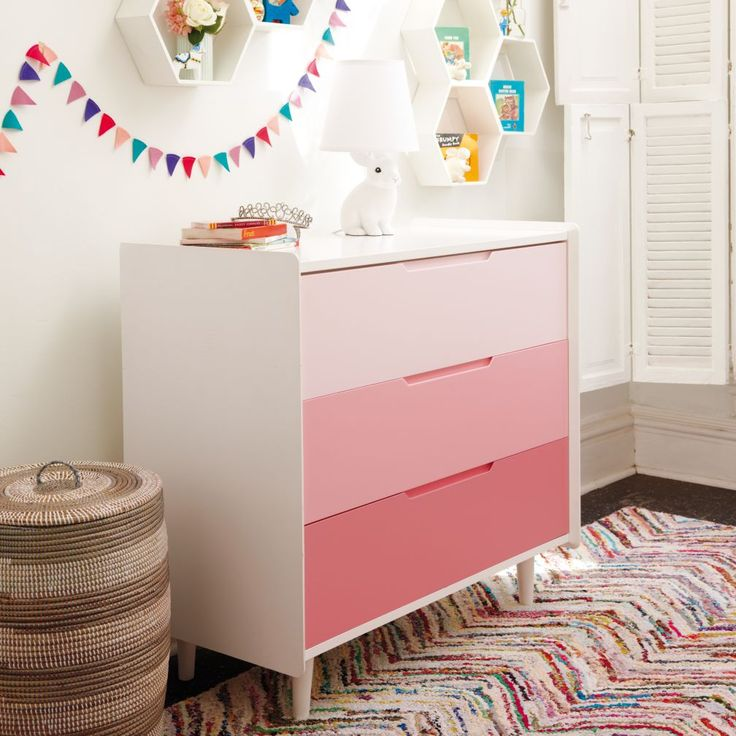 4 x 6' Color Static Rug | The Land of Nod