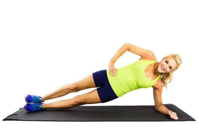 25+Ab+Exercises+That+Aren't+Crunches