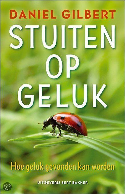 Stuiten Op Geluk - Daniel T. Gilbert - ISBN 9789035126602. Hoe geluk gevonden kan worden. 'Stuiten op geluk is een absoluut fantastisch boek dat je diepste overtuigingen over hoe je eigen geest werkt onderuit haalt. Gilberts boek is steeds onderhoudend en is...GRATIS VERZENDING IN BELGIË - BESTELLEN BIJ TOPBOOKS VIA BOL COM OF VERDER LEZEN? DUBBELKLIK OP BOVENSTAANDE FOTO!