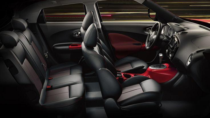2017 Nissan Juke interior & HORSEPOWER