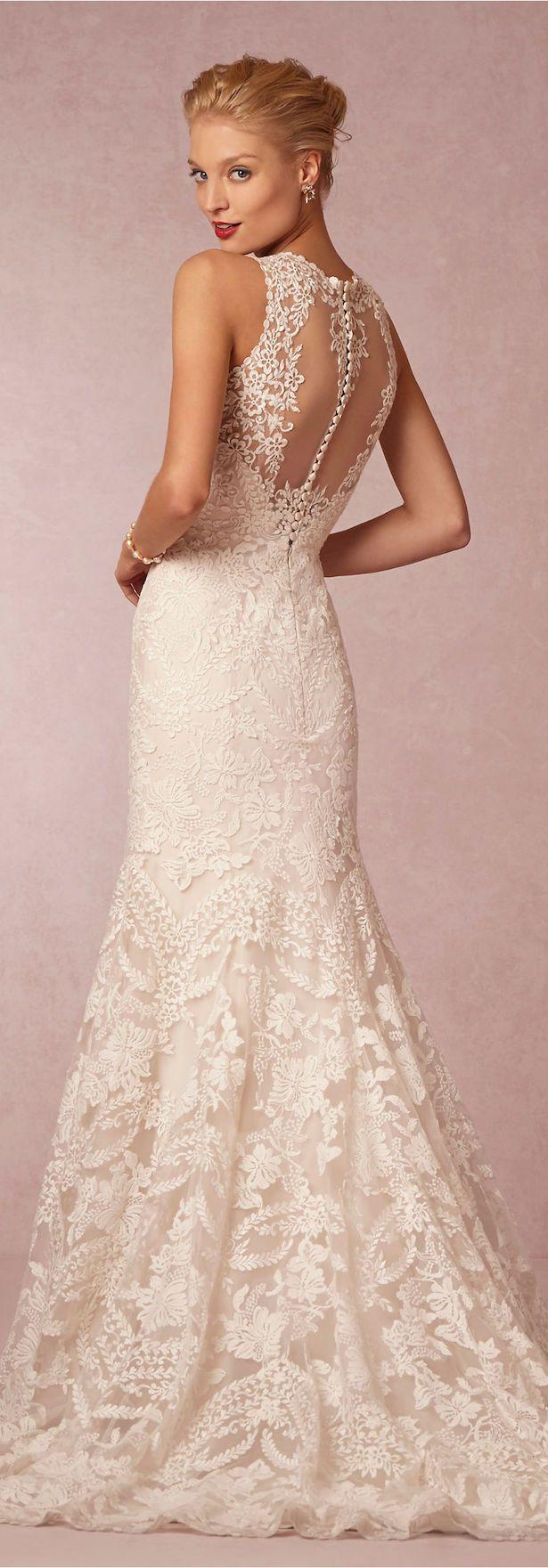 BHLDN #Wedding Dress