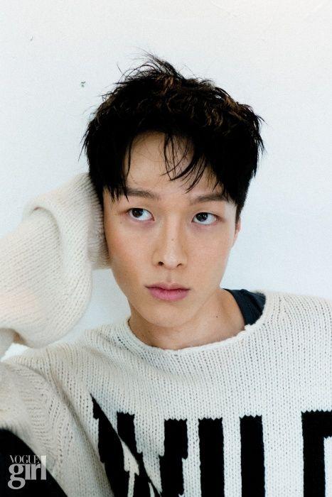 2014.10, Vogue Girl, Jang Ki Yong