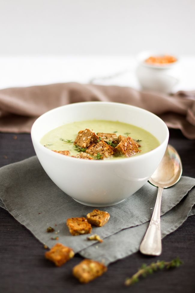 haseimglueck.de Rezept, Fenchel-Tymian-Suppe 1