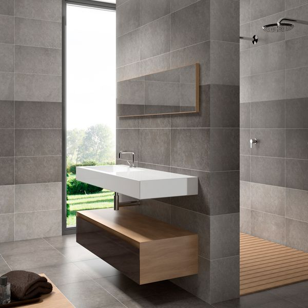 Photos Of Basic is a new modern and affordable full bodied porcelain tile suitable for both