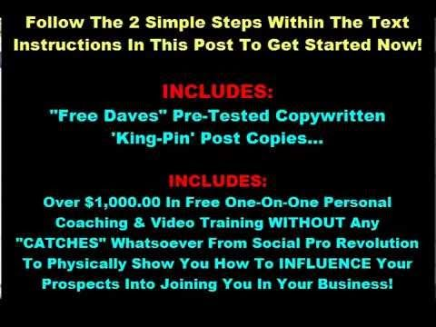 """In order to reach and influence prospects, """"Auto-Pilot"""" is a Blessing"""
