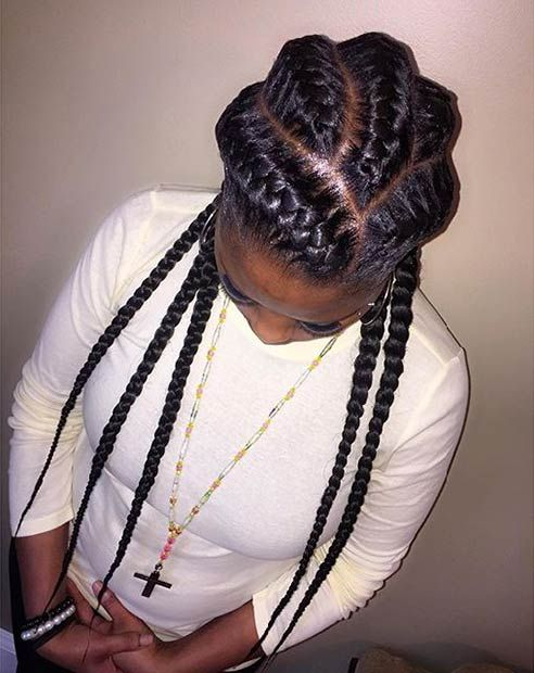 goddess hair braiding styles 31 goddess braids hairstyles for black protective 5527