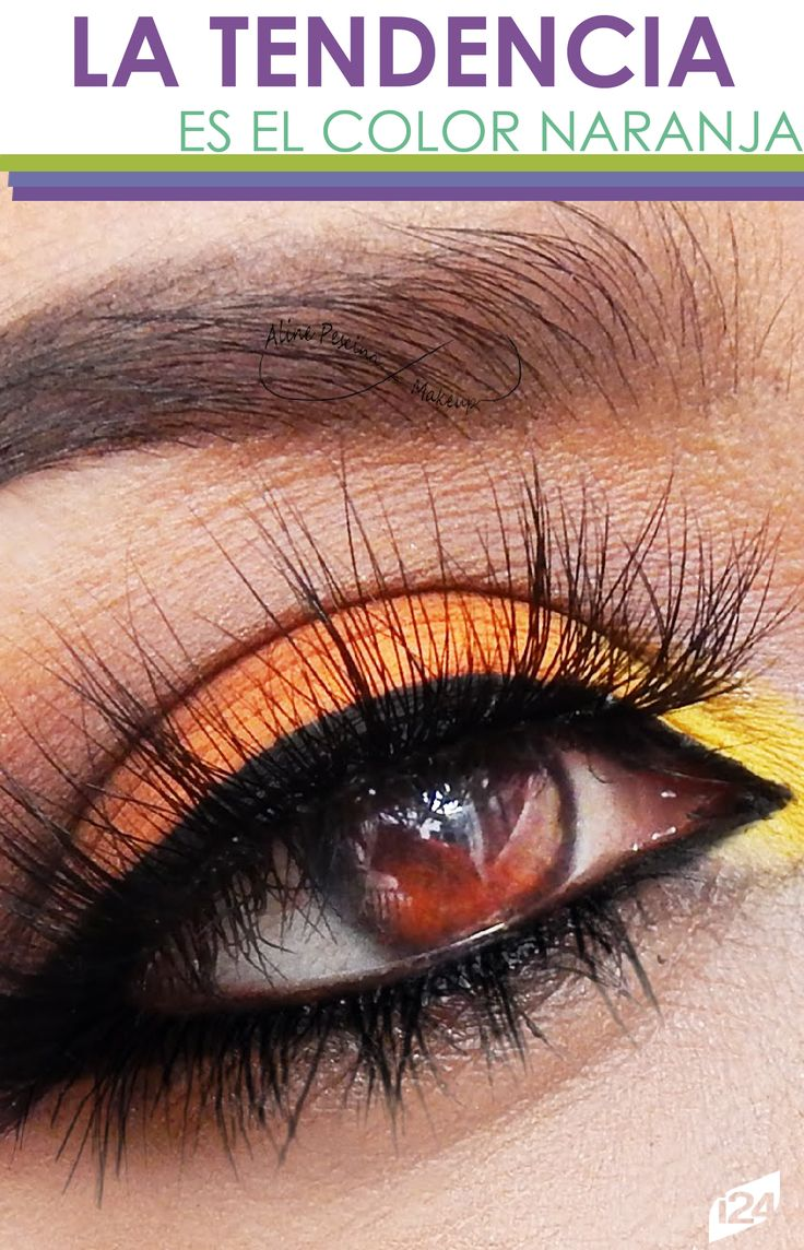 ¿Sabías que la actriz juvenilPeyton List ha sido la promotora de las sombras naranjas para este verano? #Maquillaje #Consejos