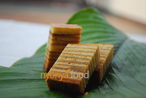 Kek Lapis (Indonesian Layer Cake)