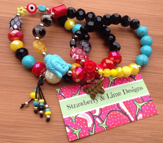 Sunny Buddha Luxury by strawberryandlime on Etsy, $40.00#armcandy #armparty…