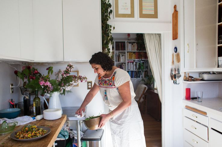 CAs Food & Drink | The Iranian American Martha Stewart? Meet Samin Nosrat, star cook who is about to maybe go mainstream. And check out her cookbook , Salt, Fat, Acid, Heat