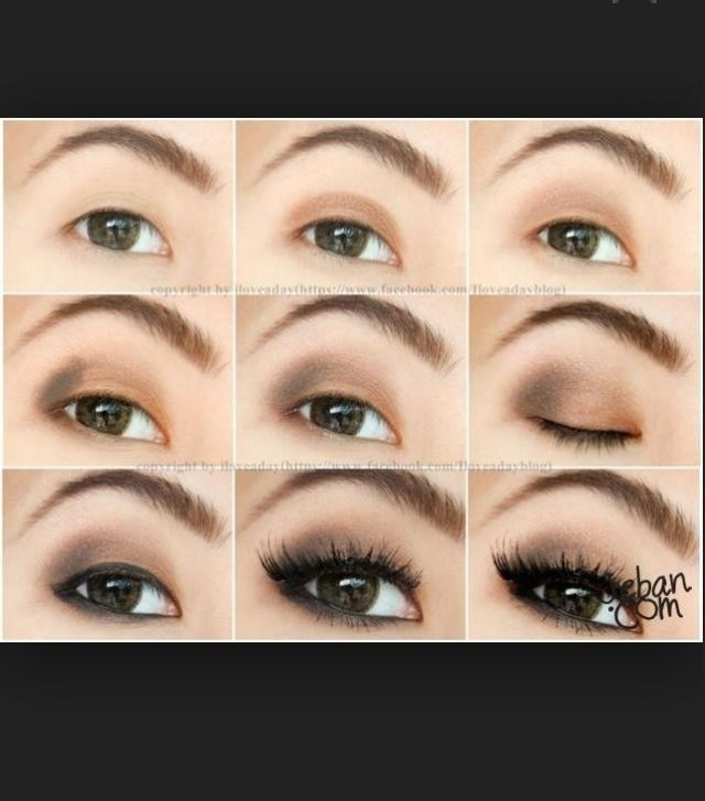 Simple Eye Shadow That Makes Your Eyes Pop!