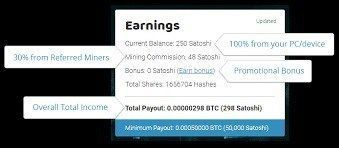 Free Bitcoin PC, Tablet, Cellphone Mining Passive BitCoin Income Free You can start earning BitCoin today free with your PC, Tablet and Cellphone. You will earn passive Bitcoin mining on your compu… http://ShopNPrizes.com/free-bitcoin-pc-tablet-cellphone-mining