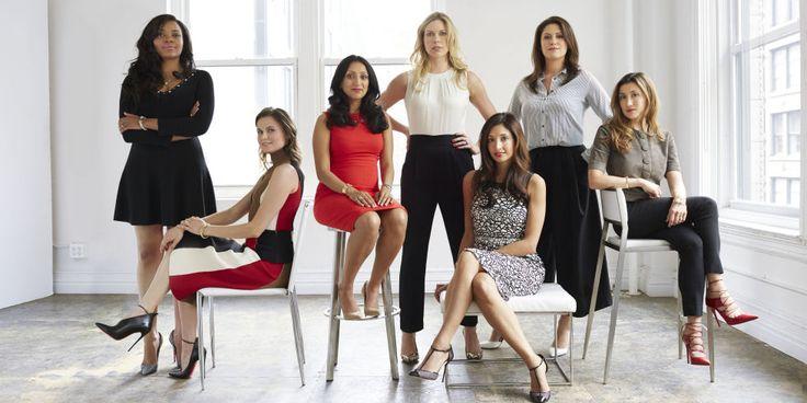 Harvard Business School Female Grads & Entrepreneurs